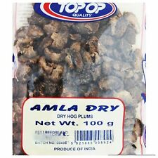 100 g AMLA DRY WHOLE INDIAN GOOSEBERRY Amalaki hair antioxidant health skin viTS