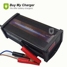 24V Volt 300Ah 30A Lead Acid Battery Charger Reverse Pulse Chargring Desulfator