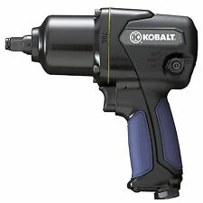 Kobalt Mechanics 1/2-in Drive 700 ft-lbs Air Impact Wrench Tool Gun