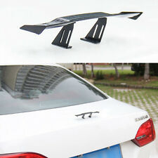 Universal Mini Spoiler Auto Car Tail Decoration Spoiler Wing Carbon Fiber  LD
