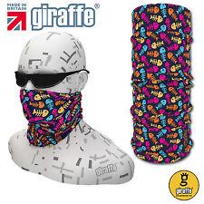 G420 Fishing Multifunctional Headwear Neckwarmer Snood Scarf Bandana Headband