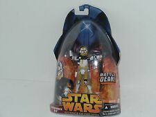 Star Wars ROTS Revenge of the Sith 327th Star Corps Clone Commander Bly MOC