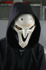 1:1Overwatch Reaper cosplay Reaper Mask helmet Cosplay Cos Props mens ONLY MASK