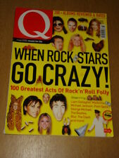 Q MUSIC MAGAZINE #164 MICHAEL JACKSON BLUR THE CLASH
