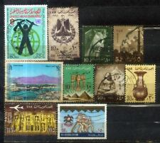 Mildle East UAR Stamps small  Lot