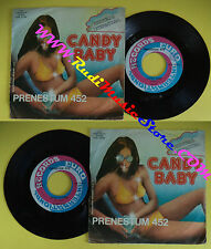 LP 45 7'' PRENESTUM 452 Candy baby Silver clouds 1975 italy EURO no cd mc dvd