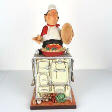 "The Master Chef by Guillermo Forchino Caricature Figurine Miniature 14.5""H New"