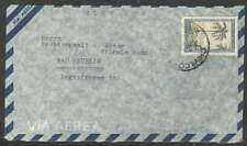 Argentina To Germany Airmail Cover 193.? w 1 Stamp $5  L@@K