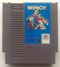 Paperboy Nintendo NES Video Game Cartridge 1985