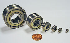 """V Groove Bearings for TAK #02 Wire Straighteners .030""""-.065"""