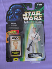 Stars Wars Episode 1 Luke Skywalker With Flashback Photo