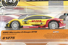 CARRERA GO 61275 AMG MERCEDES DTM DHL D. COULTHARD NEW 1/43 SLOT CAR