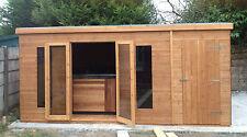16x10 combi pent summerhouse / shed