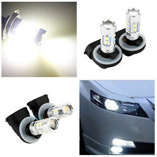 2PCS/Set 50W H27 CREE 881 Super Bright White LED Fog DRL Headlight Lights Bulb