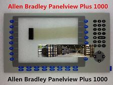 1PCS NEW AB 2711P-K10C6B2 PanelView Plus 1000 Membrane Keypad  ##5G8H