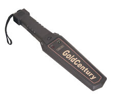 Black High Quality Portable Hand Held Metal Detector Security Fun (T330AA)