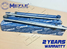 FOR VW PASSAT 2000-2005 3B6 ESTATE 1.9 2.0 2.5 TDi REAR SHOCK ABSORBERS MEYLE