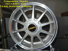 GENUINE COMPOMOTIVE 10 SPOKE WHEEL 15x7 5x115 ALLOY RIM MAG SPARE