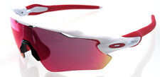 OAKLEY 9208 05 RADAR EV PATH POLISHED WHITE PRIZM ROAD BIANCO LUCIDO SUNGLASSES