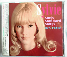 "SYLVIE VARTAN - RARE JAPAN CD ""SINGS STANDARD SONGS"""
