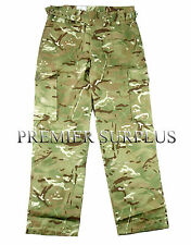 Genuine British Army MTP SAS Royal Marines Lightweight Windproof Trousers 30-32