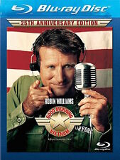 GOOD MORNING, VIETNAM BLU-RAY - 25TH ANNIVERSARY EDITION - NEW UNOPENED