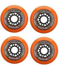 Labeda Asphalt Outdoor Inline Roller Hockey Wheels 72mm/85A 4-pack