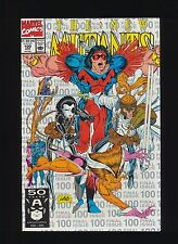 New Mutants #100 Third 3rd Print 1st App of X-Force! SEE HIGH RES SCANS! WOW!