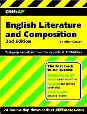 CliffsAP English Literature and Composition Casson, Allan Paperback