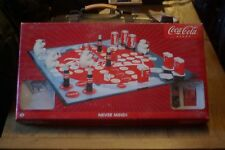JEU DE SOCIETE NEVER MIND Collector Edition Limitee Coca-Cola
