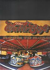 THE WATERBOYS - room to roam LP