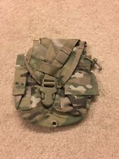 MULTICAM 1 QT CANTEEN POUCH U.S. ARMY MOLLE II GENERAL PURPOSE NWOT