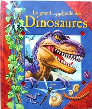 Le Grand Guide des Dinosaures - Livre animé - Livre interactif -