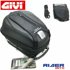 GIVI 15L ST603 METRO TANKBAG TANKLOCK WATERPROOF PHONE POCKET SPORTS MOTOBIKE