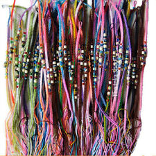 Beaded Peruvian Handmade,Friendship Bracelets, lot of 100~uk seller~BF~Wholesale
