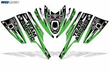 Decal Graphic Kit Arctic Cat M Series Crossfire Parts Sled Snowmobile Wrap - AC