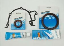 Dichtung Oil pump + Shaft seal slide + REINZOSIL Opel C20LET C20XE 2,0 16V Turbo