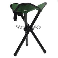 Portable Small Camping Fishing Travel Tripod Folding Seat Stool Chair