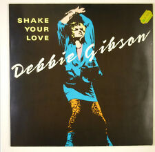 "12"" Maxi - Debbie Gibson - Shake Your Love - B1693 - washed & cleaned"