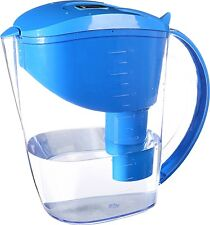 Wellblue Alkaline Ionizer Water Filter Pitcher 3.5L Filter Included-Blue