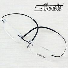 4 Silhouette Ultra-Light Titanium Myopia Eyeglasses Frame Rimless Glasses Frame