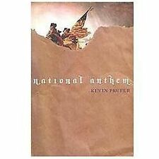 National Anthem, Kevin Prufer, Good Condition, Book