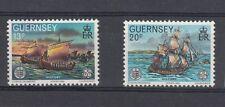 Guernsey 1982 Serie Europa  MNH