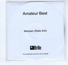 (GM910) Amateur Best, Marzipan - DJ CD