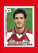 CALCIATORI Panini 2000-2001 - Figurina-sticker n. 332 - MARAZZINA -REGGINA-New