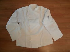 Brand New Chef's Hat Inc White Chef Jacket Size Large