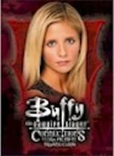 Buffy Connections Trading Cards 72 Card Base Set
