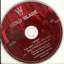 Goldblade - Hairstyle, 3-Track CD, Punk