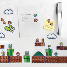 Official Nintendo Super Mario Bros. Fridge Magnets Set - Collectors' Edition