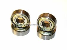 4 PACK! UPGRADED BEARINGS SET FOR MINI OR MAXI MICRO SCOOTER WHEELS 608ZZ ABEC 7